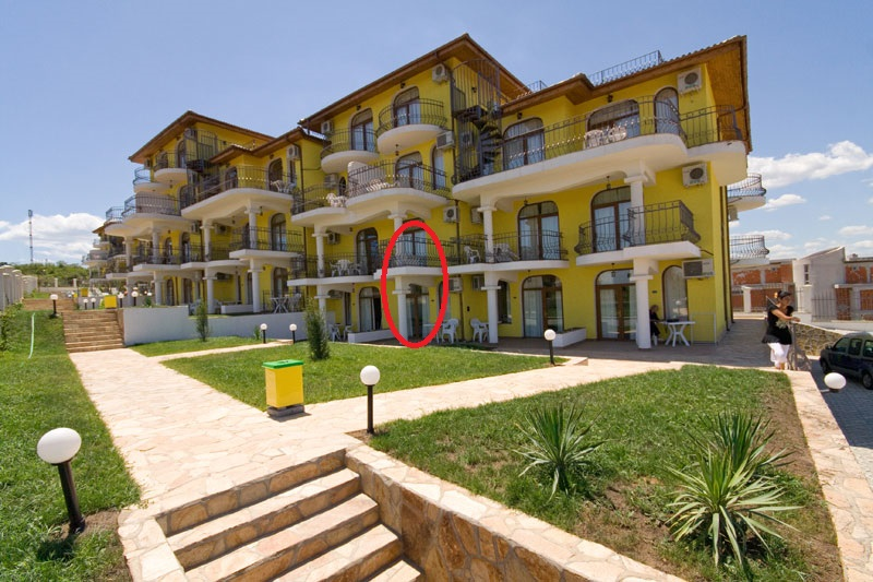 2 Bedroom Apartment – Green Hills, Bulgaria with a wonderful Sea View