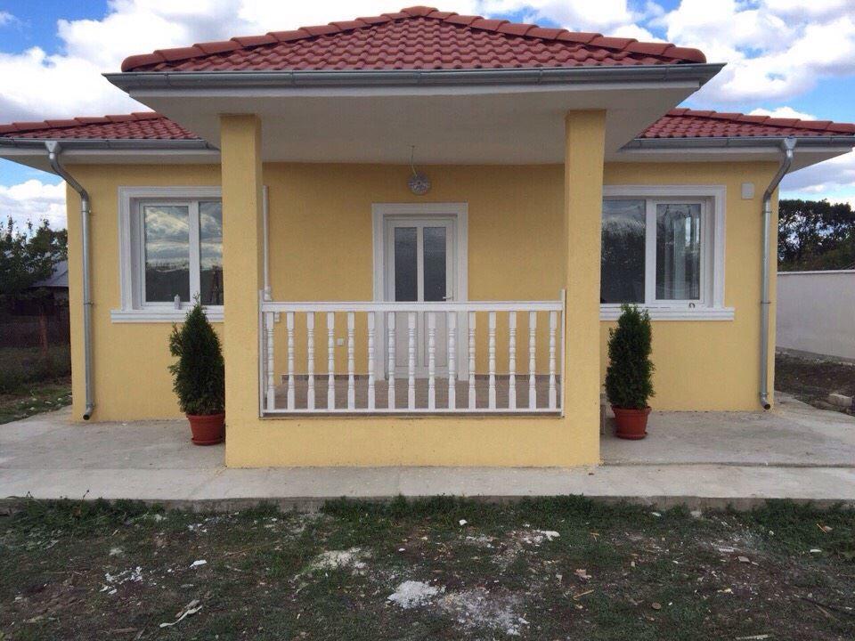 One-storey house in Bulgaria-village Trastikovo – 7km from the sea