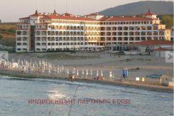 Two Room Apartment in Bulgaria - Tsarevo - Directly on the Sea