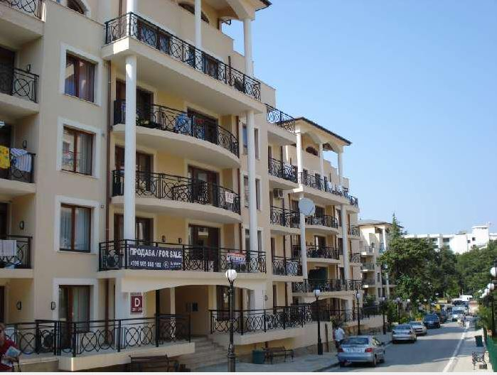 Two-Room Apartment in Bulgaria – Golden Sands