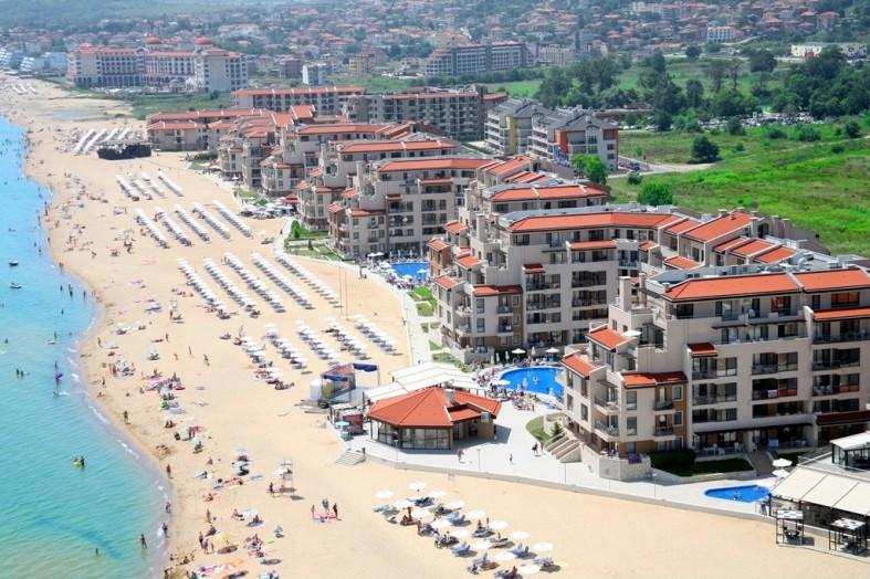 3 room apartment in Bulgaria-Obzor, Burgas region – With sea view