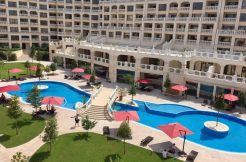 Two Room Apartment in Bulgaria, Varna South Bay Residence